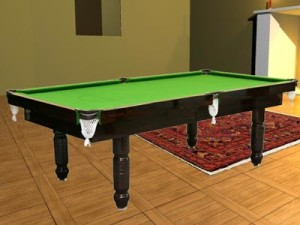 Aussie Pool Table
