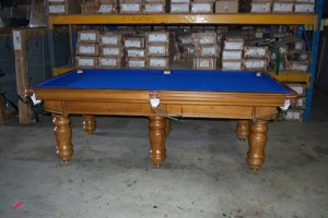 Ruby Table (blue)